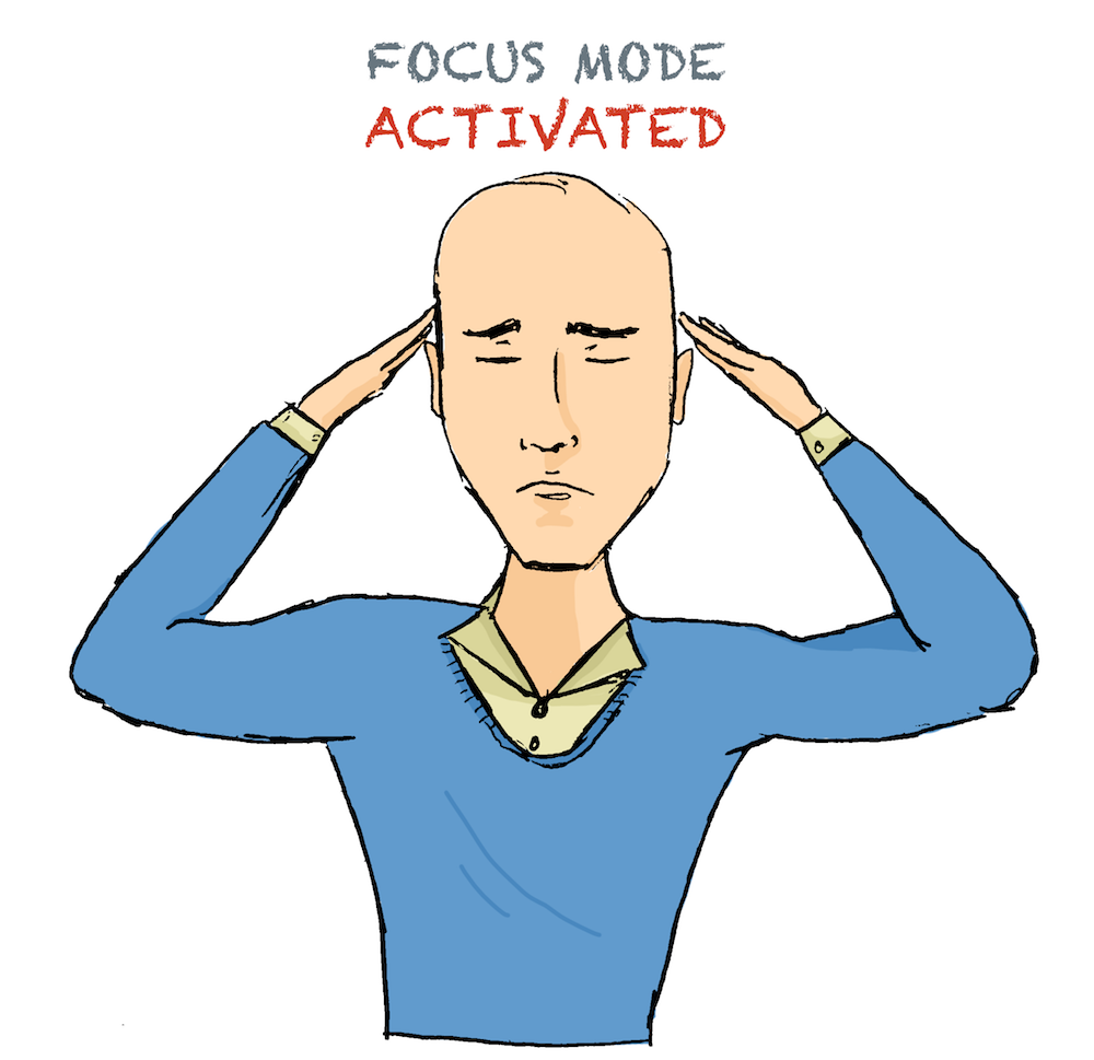 focus-mode-activated-productivity